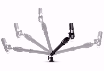Picture of Versatile Positioning Arm Designed for Dino Lite Microscopes with C-Clamp Base